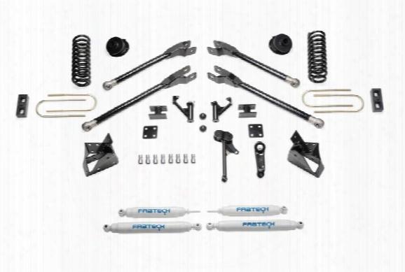 2013 Dodge 3500 Fabtech 4 Link System