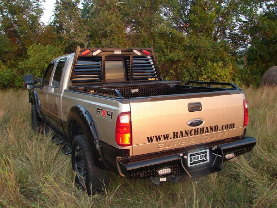 2013 Ford F-250 Super Duty Ranch Hand Legend Series Rear Bumper