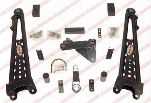 2013 Ford F-250 Super Duty Rancho 4 Inch Lift Kit