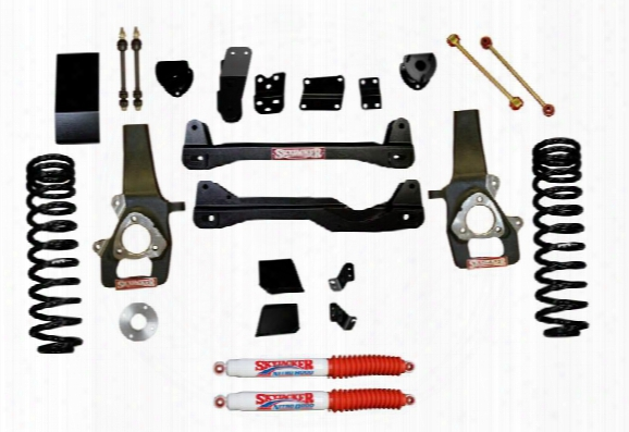 2015 Dodge 1500 Skyjacker 4 Inch Suspension Lift Kit W/nitro Shocks