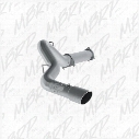 2010 CHEVROLET SILVERADO 2500 HD MBRP XP Series Filter Back Exhaust System