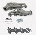 JBA Headers JBA Headers Cat4Ward Shorty Headers (Coated) - 1949SJT 1949SJT Exhaust Headers