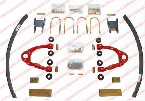 2000 Nissan Frontier Rancho 2.5 Inch Lift Kit