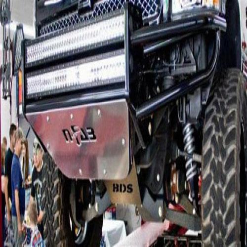 2005 Toytoa Tacoma Nfab Front Bumper