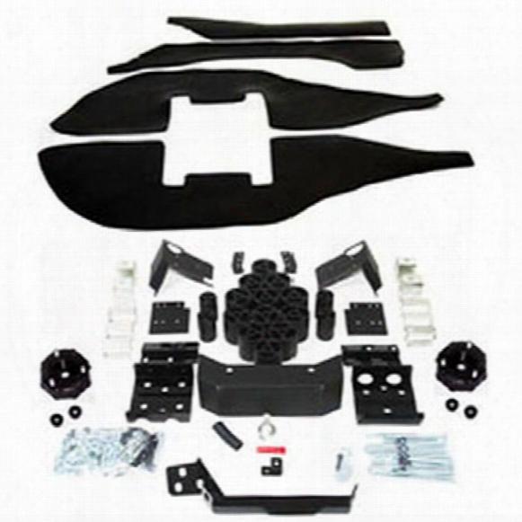 2006 Nissan Titan Daystar 5 Inch Premium Lift Kit