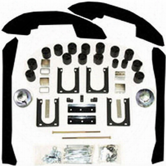 2008 Dodge Dakota Daystar 5 Inch Premium Lift Kit