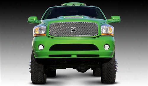 2009 Dodge Ram 2500 T-rex Grilles X-metal; Mesh Grille