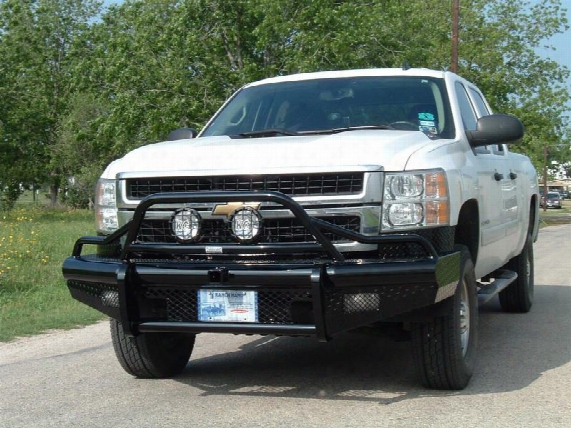 2010 Chevrolet Silverado 2500 Hd Ranch Hand Legend Bullnose Series Front Bumper