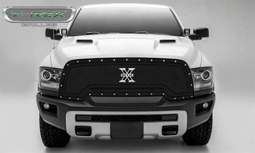 2015 Dodge 1500 T-rex Grilles T-rex Grilles X-metal Series Grille (black) - 6714641