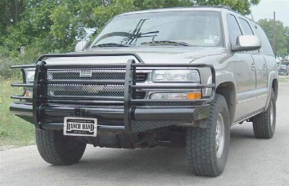 Ranch Hand Ranch Hand Legend Series Front Bumper (black) - Fbc99tblr Fbc99tblr Front Bumpers
