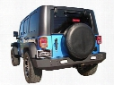 2010 JEEP WRANGLER (JK) Ranch Hand Horizon Series Rear Bumper