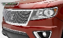 2015 CHEVROLET COLORADO T-Rex Grilles X-Metal Series Formed Mesh Grille