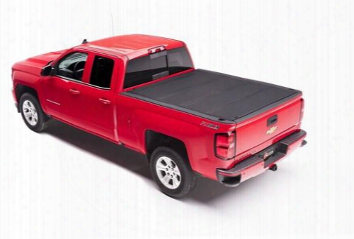 Bak Industries Bak Bakflip Mx4 Hard Folding Tonneau Cover - 48524 48524 Tonneau Cover