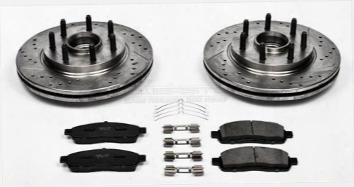 Power Stop Power Stop Performance Brake Upgrade Kit - K1941 K1941 Disc Brake Pad And Rotor Kits