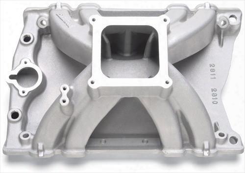 Edelbrock Edelbrock Victor 455 Olds Intake Manifold - 2811 2811 Intake Manifold