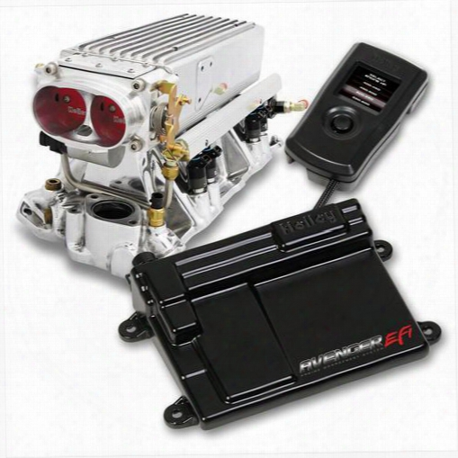 Holley Performance Holley Performance Avenger Efi Stealth Ram Fuel Injection System - 550-821 550-821 Fuel Injection Kits