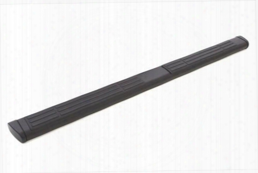 Lund Lund 6 Inch Oval Straight Tube Steps (black) - 22268777 22268777 Nerf Steps