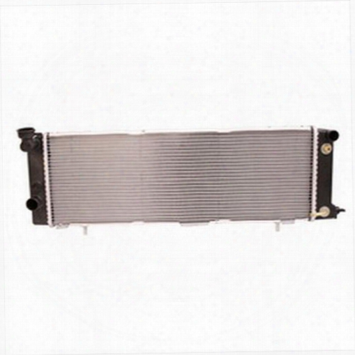 Omix-ada Omix-ada Replacement 2 Row Radiator For 4.0l 6 Cylinder Engine With Automatic Transmission - 17101.34 17101.34 Radiator