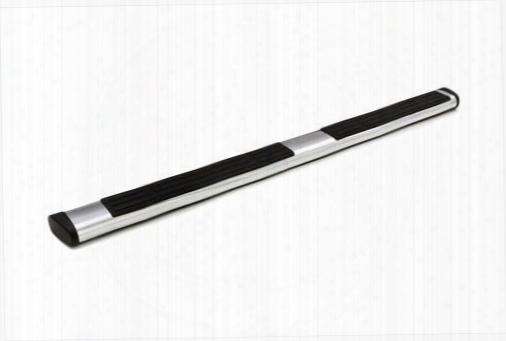 Lund Lund 6 Inch Oval Straight Tube Steps (chrome) - 22368040 22368040 Nerf Steps