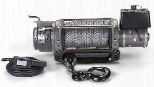 Warn Warn Series 15-s Pro Industrial Winch - 91054 91054 12,000+ Lbs. Industrial Winches