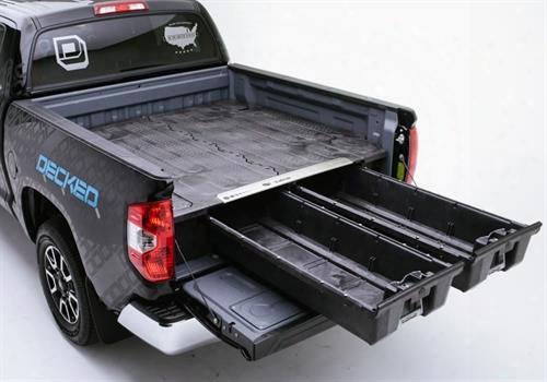 Decked Bed Organizer Decked Bed Organizer Truck Bed Organizer - Df5 Df5 Truck Bed Organiaer