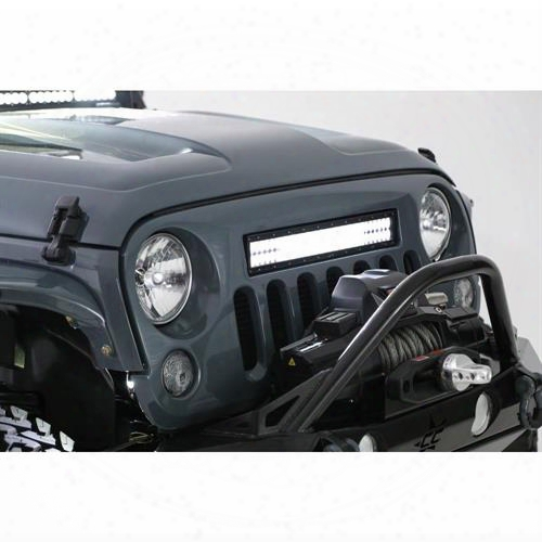 Cliffride Cliffride Holcomb Lightbar Grille - 19004 19004 Replacement Grilles