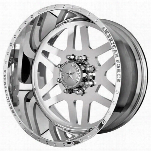 American Force Wheels American Force 20x12 Wheel Liberty Ss - Polish- Aft20161 Aft20161 American Force Wheels