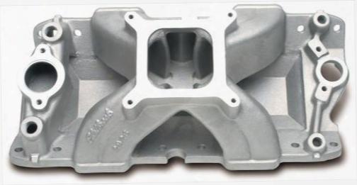 Edelbrock Edelbrock Super Victor Series Intake Manifold (natural) - 2926 2926 Intake Manifold