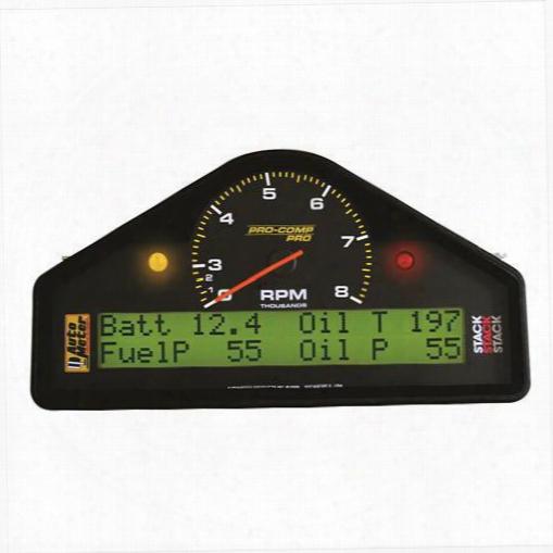 Auto Meter Auto Meter Pro-comp Pro Digital Race Tach/speedo Combo - 6011 6011 Gauges