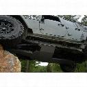 River Raider Complete Skid Plate System ARM-4785-4DA Skid Plates