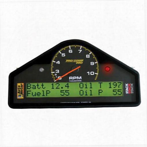 Auto Meter Auto Meter Pro-comp Pro Digital Race Tach/speedo Combo - 6013 6013 Gauges