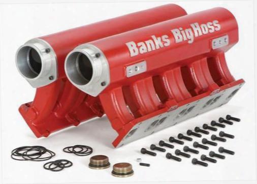 Banks Power Banks Power Power Big Boss Intake Manifold (coated) - 42733 42733 Intake Manifold