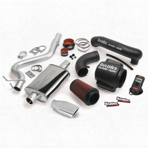 Banks Power Banks Power Stinger System Intake/exhaust System - 51330 51330 Banks Power Packages