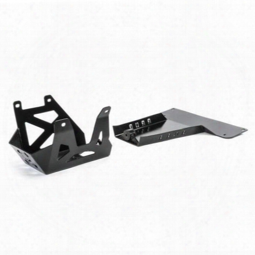 River Raider Oil Pan And Transmission Skid Plate Arm-6511-1a Skid Plates