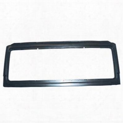 Crown Automotive Crown Automotive Steel Windshield Frame - 55174607ad 55174607ad Windshield Frame