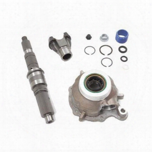Fabtech Fabtech Fixed Yoke Kit - Fts94004 Fts94004 Transfer Case Slip Yoke Eliminator Kits And Hardware