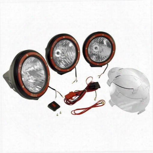 Rugged Ridge Rugged Ridge Hid Off Road Lighting - 15205.63 15205.63 Offroad Racing, Fog & Driving Lights