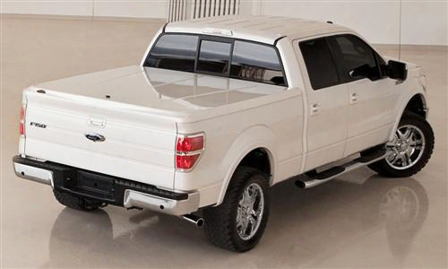 Undercover Tonneau Covers Undercover Tonneau Covers Se Smooth Hard Abs Hinged Tonneau Cover - Uc2136s Uc2136s Tonneau Cover