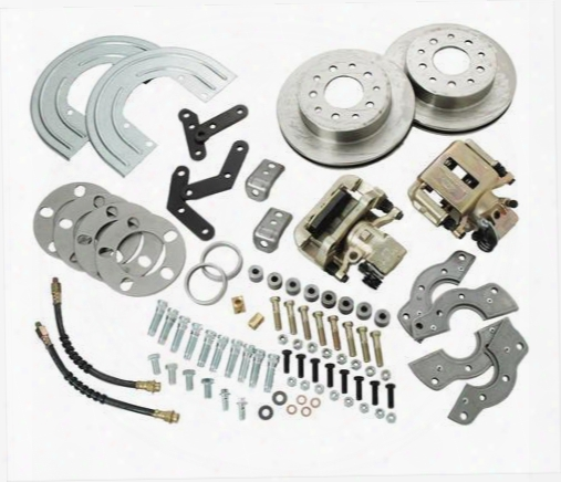 Stainless Steel Brakes Stainless Steel Brakes Disc Brake Conversion Kit (natural) - A111-2 A111-2 Disc Brake Conversion Kits