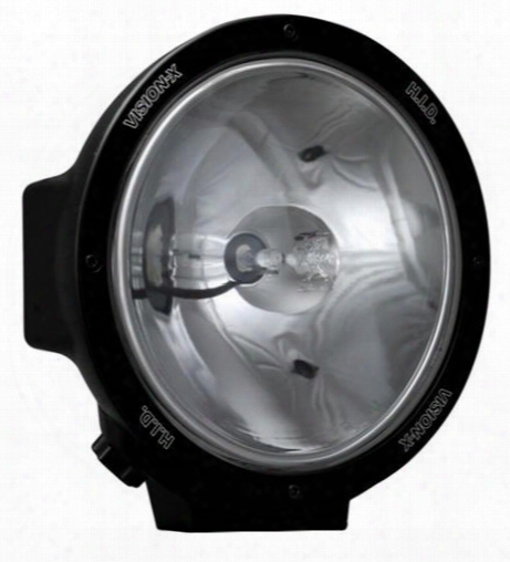 Vision X Lighting Vision X Lighting 8500 Series 8.7 Inch Round Spot Beam Hid - 4003088 4003088 Offroad Racing, Fog & Driving Lights