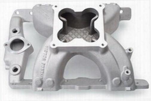 Edelbrock Edelbrock Victor Pontiac Intake Manifold (natural) - 2956 2956 Intake Manifold
