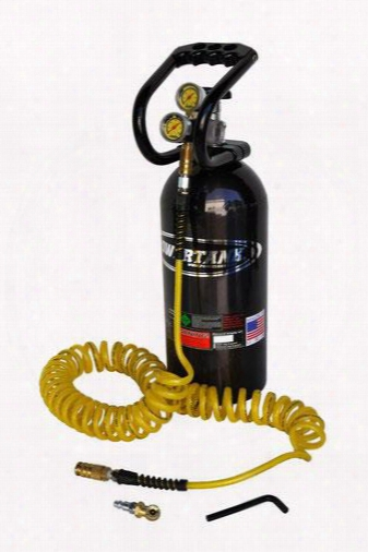 Power Tank Power Tank 10lb. Basic System (black) - Pt10-5200-bk Pt10-5200-bk Compressed Air System