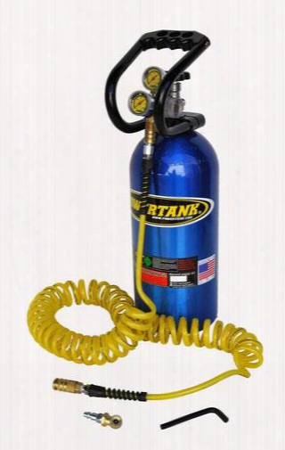 Power Tank Power Tank 10lb. Basic System (blue) - Pt10-5200-cb Pt10-5200-cb Compressed Air System
