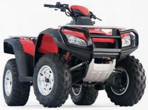 Warn Warn Polaris Atv Front Bumper - 94360 94360 Winch Mounts & Atv Bumpers