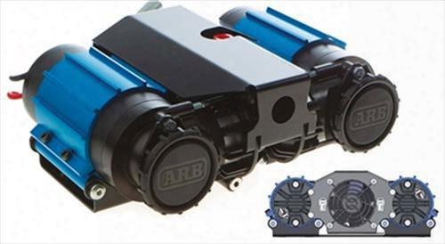 Arb 4x4 Accessories Arb Twin Air Compressor Kit 24 Volt - Ckmta24 Ckmta24 Air Compressor