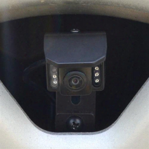 Brandmotion Brandmotion Infrared Light Rear Vision Camera Kit - 9002-8857 9002-8857 Back Up Camera