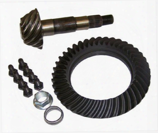 Crown Automotive Crown Automotive Dana 35 Rear 3.73 Ratio Ring And Pinion - 5012807ac 5012807ac Ring And Pinions