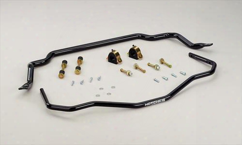 Hotchkis Sport Suspension Hotchkis Sport Suspension Performance Sway Bar Set - 2201 2201 Sway Bars & Handling