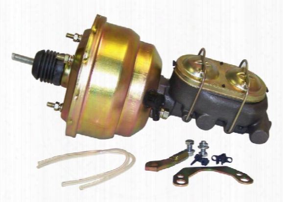 Rt Off-road Crown Automotive Heavy-duty Brake Booster Kit - Rt31023 Rt31023 Brake Master Cylinder/booster Assembly