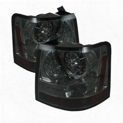 Spyder Auto Group Spyder Auto Group Led Tail Lights - 5032591 5032591 Tail & Brake Lights